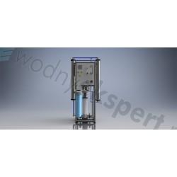 Przemysłowy system odwróconej osmozy ENERO PRO wydajność od 100 do 1000 l/h