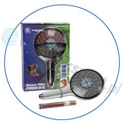 Chromowany filtr prysznicowy FHSH 6 C