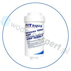 Filtr prysznicowy KDF Fitaqua