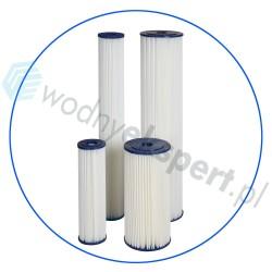 Wkłady harmonijkowe z karbowanej celulozy Aquafilter seria - FCCEL