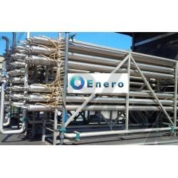 Przemysłowy system odwróconej osmozy ENERO PRO wydajność od 11 do 18 m3/h