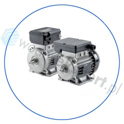 Silnik 0,75 kW do urządzeń RO - jednofazowy
